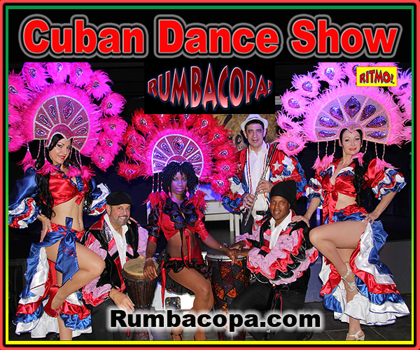 CLUB RUMBACOPA Cuban Dance Show Miami Florida